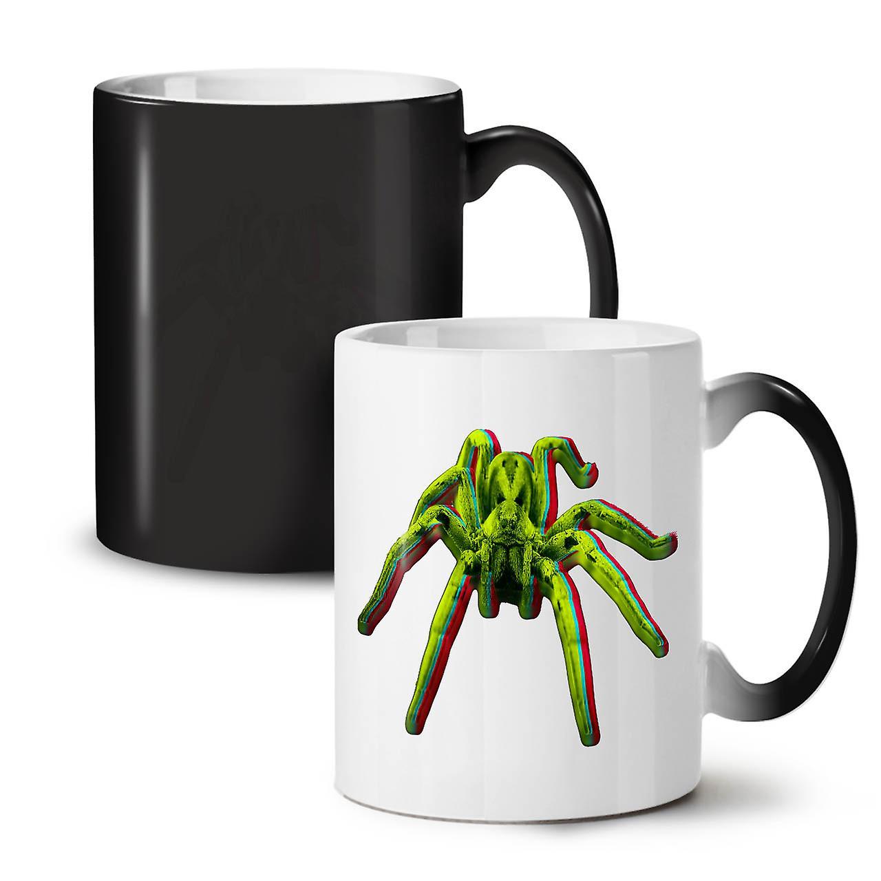 Tea Colorful Colour Extazy 11 Black Ceramic New Changing OzWellcoda Coffee Mug w0OXnP8k
