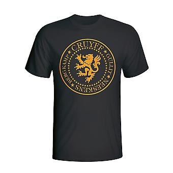 Holland Presidential T-shirt (black)