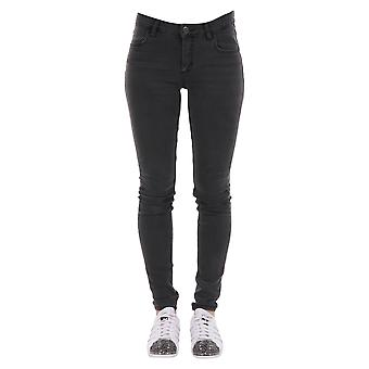 2Nd one 1041508600259 ladies black cotton of jeans