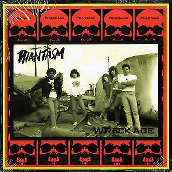 Phantasm - Wreckage Clear [Vinyl] USA import
