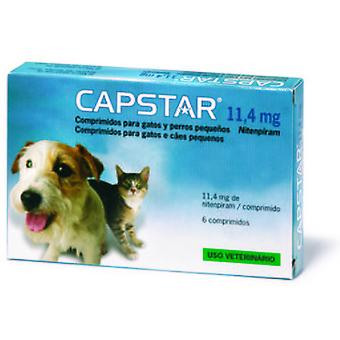 Elanco Capstar for Cats and Small Dogs 11,4 mg
