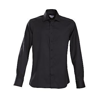 J Harvest & Frost Mens Slim Fit Button Up Formal Shirt