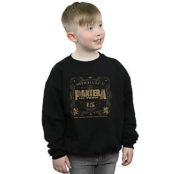 Pantera Boys 101 Proof Live Sweatshirt