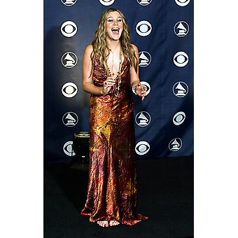 Joss Stone In The Press Room For 47Th Annual Grammy Awards Staples Center Los Angeles Ca Sunday February 13 2005 Photo By Emilio FloresEverett Collection Celebrity