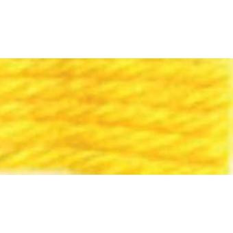 DMC Tapestry & Embroidery Wool 8.8yd-Bright Mustard