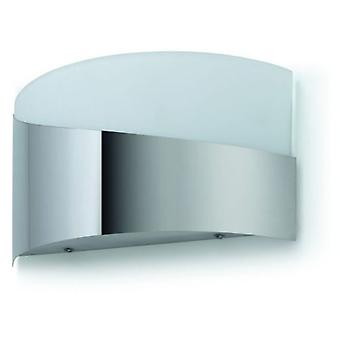 Wellindal Wall Light Pared Vollmond E27 40W Chrome
