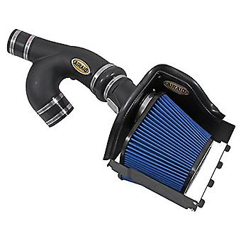 AIRAID 403-339 Performance Cold Air Intake System with Blue SynthaMax Dry Air Filter