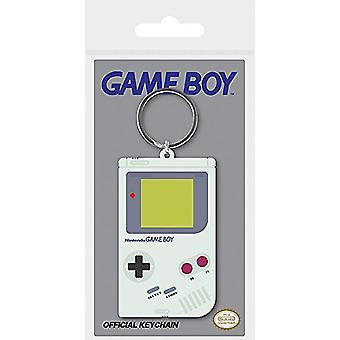 Llavero Flexible de Pvc de Nintendo Game Boy