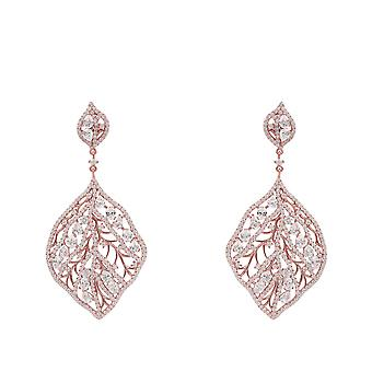 Enchanted Forest Earring Rosegold