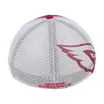 Arizona Cardinals NFL 47 Brand Mesh Closer Stretch Fitted Hat