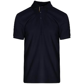 Lagerfeld Lagerfeld Dark Navy Polo Shirt