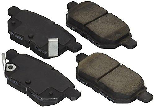 Power Stop 17-1354 Z17 Evolution Plus Brake Pad