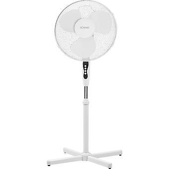 Bomann oscillating pedestal fan 40 cm VL 1139