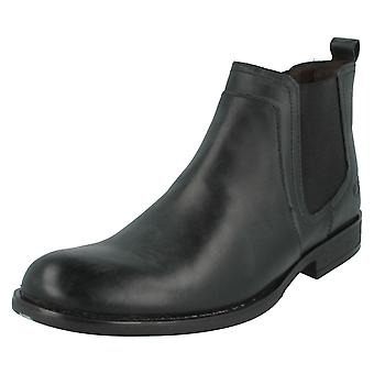Mens Base London Ankle Boots Dartmouth