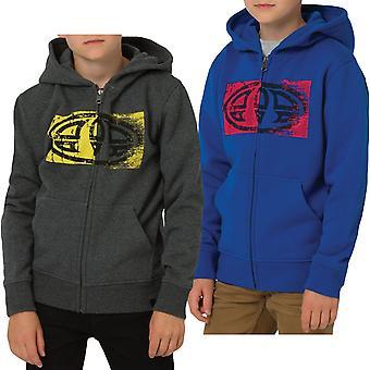 Tierische jungen Kinder Homer Casual Langarm Reißverschluss Sweatshirt mit Kapuze Hoodie Jacke