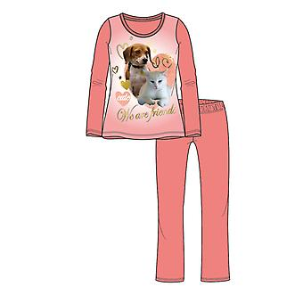 Chien/chat pyjamas taille 110/116