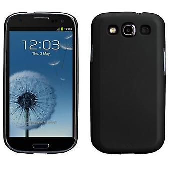 Case-Mate Barely There Case for Samsung Galaxy S3 (Black)