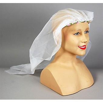 Hen Night Wedding Veil.
