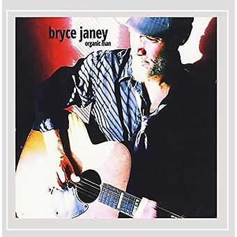 Bryce Janey - importation USA homme organiques [CD]