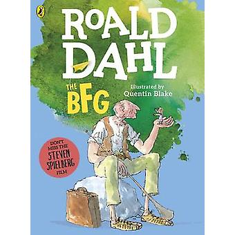 The BFG (Colour Edition) by Roald Dahl - Quentin Blake - 978014137114