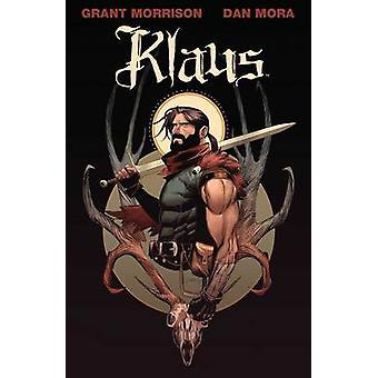 Klaus by Dan Mora - Grant Morrison - 9781608869039 Book