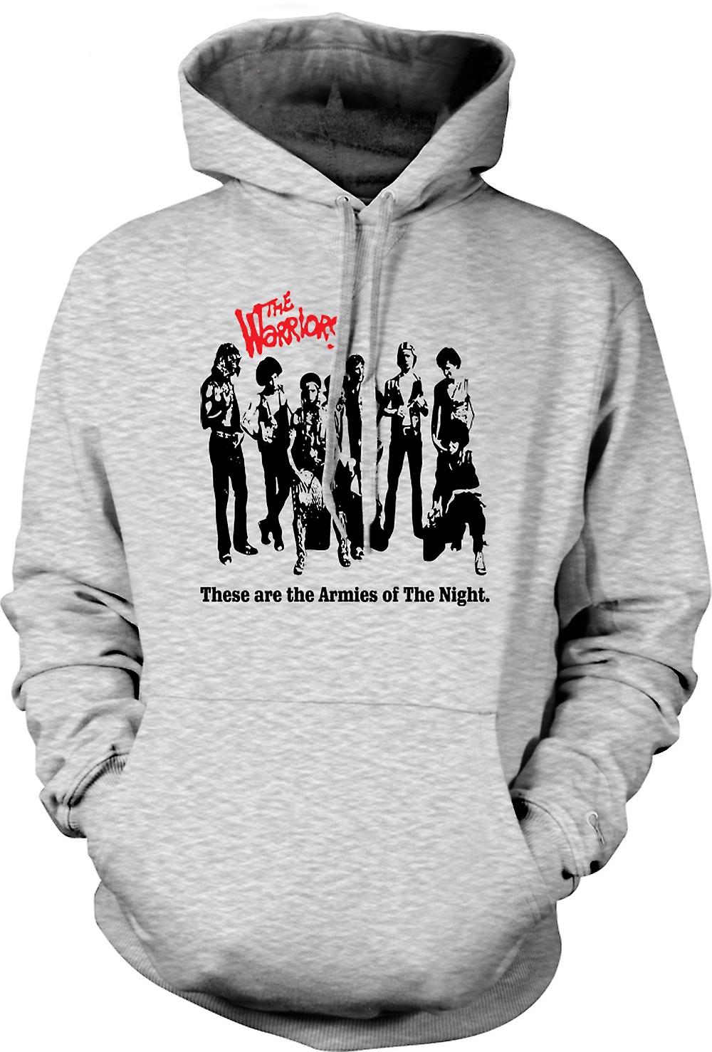 Mens Hoodie - The Warriors - New York - Gangs