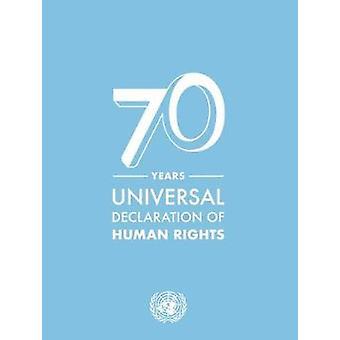 Allmänna förklaringen om mänskliga rättigheter (genom Förenta nationernas publikation