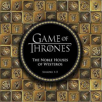 Game of Thrones - Seasons 1-5 by Running Press - 9780762457977 Book
