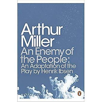Un enemigo del pueblo: una adaptación de la obra de Henrik Ibsen (clásicos modernos del pingüino)