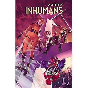 Nagelnieuwe Inhumans Vol. 2: Skyspears