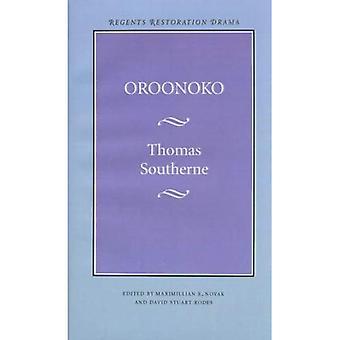 Oroonoko (Regents Restoration Drama Series)