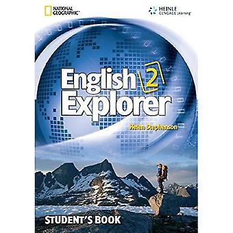 English Explorer 2: Explore, Learn, Develop