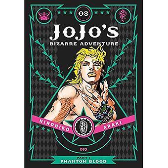 JoJo's Bizarre Adventure: deel 1 - Phantom bloed Volume 3