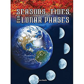 Seasons, Tides, and Lunar�Phases (Let's Explore Science�(Paperback))