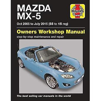 Mazda MX-5 (Oct '05 To July '15)