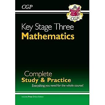 KS3 Maths: Complete Revision and Practice (Complete Revision & Practice)
