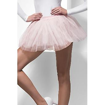 Womens Baby Pink Tutu Underskirt  Fancy Dress Accessory