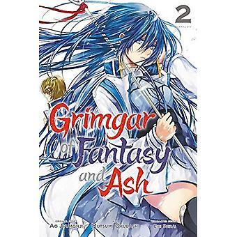 Grimgar Fantasy och aska, Vol. 2 (Manga)