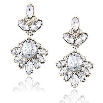 Boucles d'oreilles diamant exclusif glitter cool