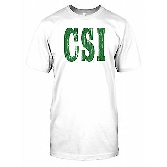 CSI - Crime Scene Investigation T Shirt