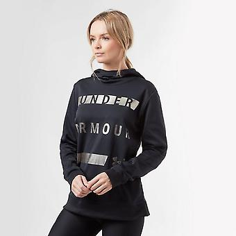 New Under Armour Women's Synth Pullover Black