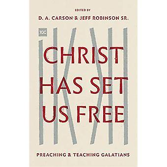 Kristus har givit oss gratis: Predikan och undervisning Galaterbrevet (evangeliet koalitionen)