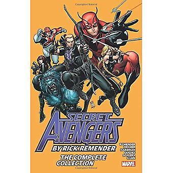 Tajne Avengers przez Rick Remender: Complete Collection