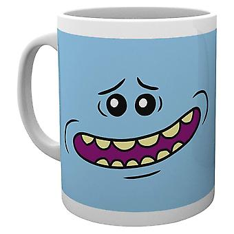 Rick and Morty Mr. Meeseeks Mug