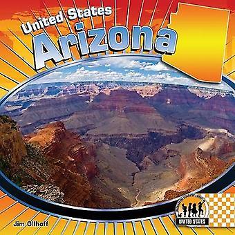 Arizona by Jim Ollhoff - 9781604536386 Book