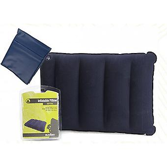 Summit Inflatable Pillow Blue