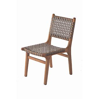 Cozy Garden Delhi Dining Garden chair 46x68x87 CM-marron