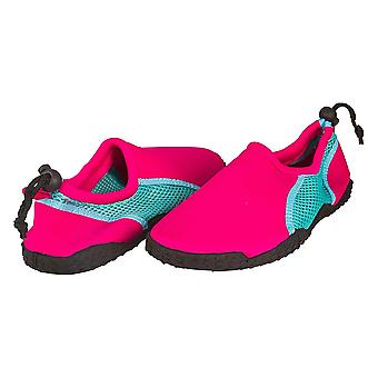 Sara Z Womens Neoprene and Mesh Water Beach Shoe