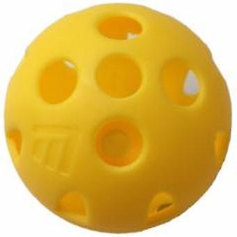 Masters Airflow XP Practice Balls Yellow  6 Balls