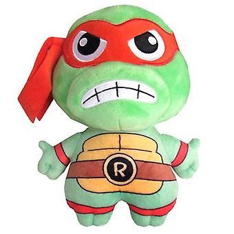 Plush - TMNT Teenage Mutant Ninja Turtles - Raphael Phunny Soft kr14245